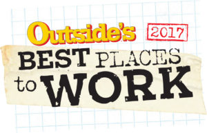 Outside Magazine Best Places to Work